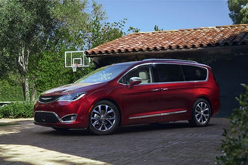 Chrysler Pacifica