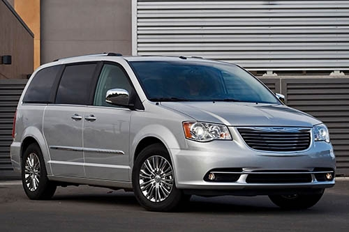 Chrysler Van