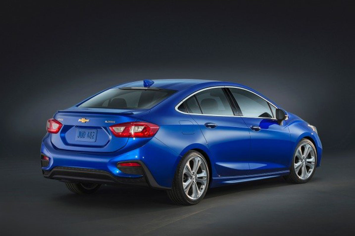 review chevrolet cruze 2016