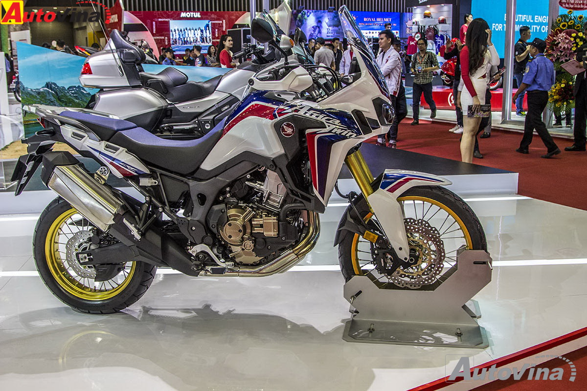 Africa Twin 2017