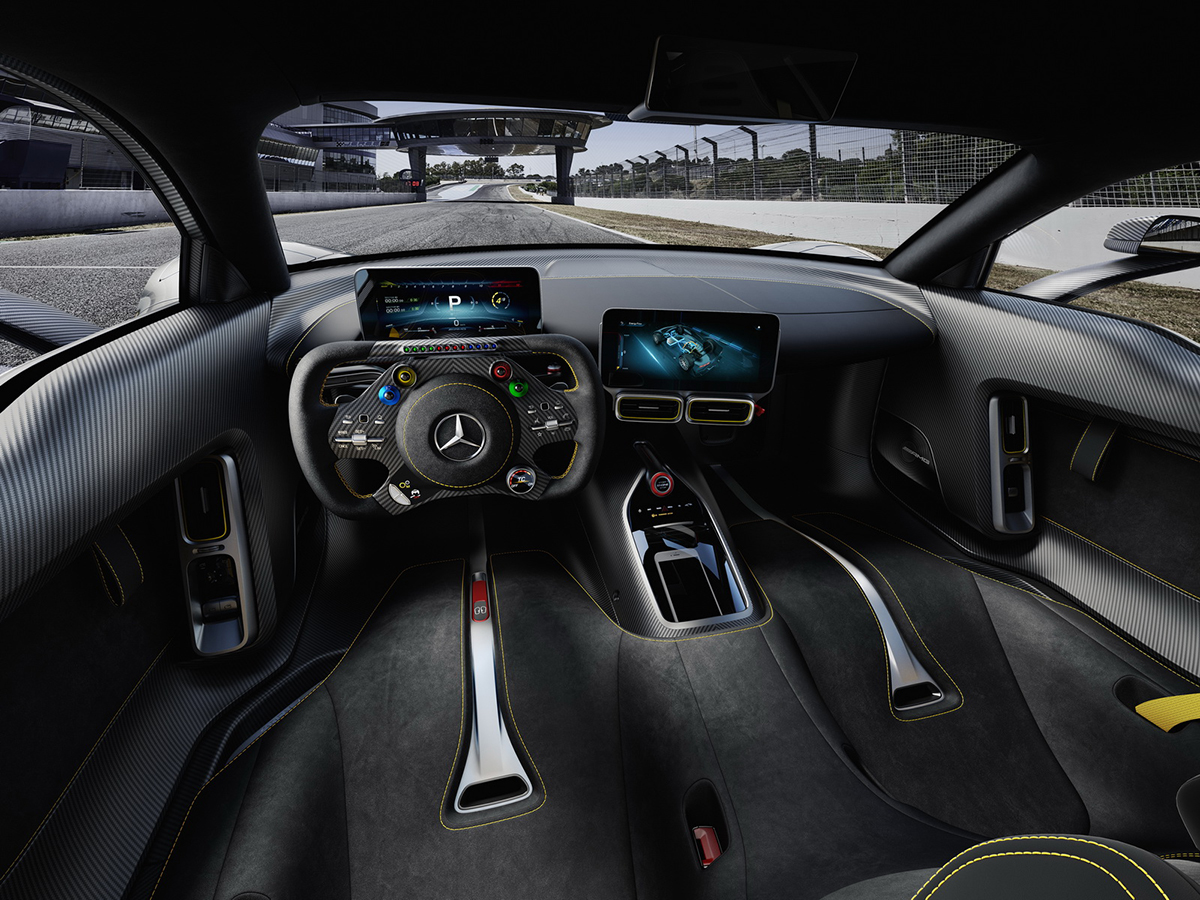 Mercede AMG Project One
