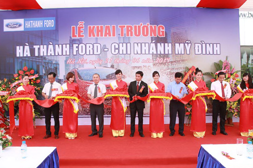 ha-thanh-ford-khai-truong-chi-nhanh-my-dinh