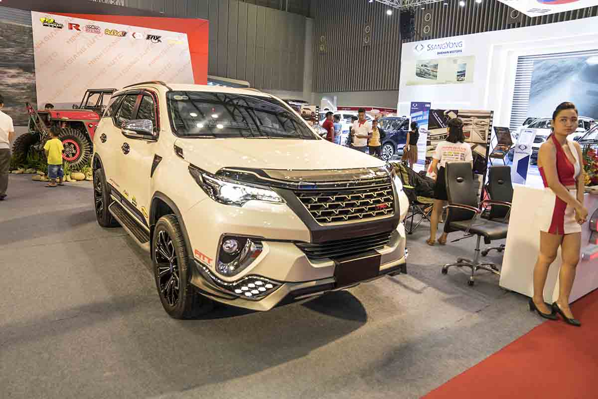 Minh Giang Auto Accessories - VIMS 2017